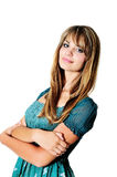 Portrait of teen girl Royalty Free Stock Images