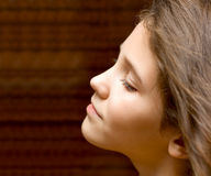Portrait Teen Girl Stock Images