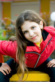 Portrait teen girl Royalty Free Stock Images