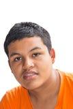 Portrait of teen man Royalty Free Stock Image