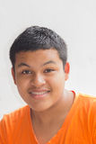 Portrait of teen man Stock Photography