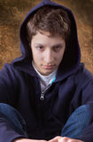 Portrait of Teenage Boy Stock Photos