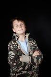 Portrait of a teenage boy Royalty Free Stock Photos