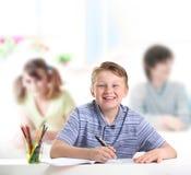 Portrait of teenage boy. Royalty Free Stock Photos