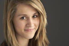 Portrait Of Teenage Girl Royalty Free Stock Photo