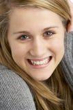 Portrait Of Teenage Girl Stock Photography