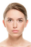 Portrait of teenage girl Royalty Free Stock Image