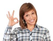 Portrait teenage girl Stock Image