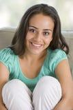Portrait Of Teenage Girl Stock Photos