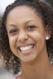 Portrait Of Teenage Girl Smiling Royalty Free Stock Photo