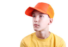 Portrait of Teenager Royalty Free Stock Photo
