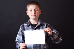 Portrait of a teenager Royalty Free Stock Image