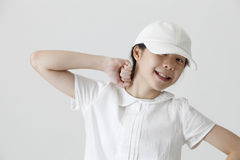 Portrait of teenager Stock Photography
