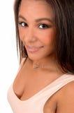 Portrait of teenager girl. Stock Photo
