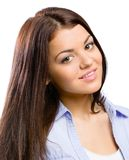 Portrait of a teenager Royalty Free Stock Photography