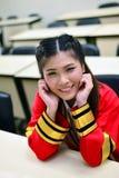 Portrait Thai Girl Stock Images