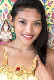 Portrait of Thai lady Stock Photography