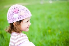 Portrait of a toddler Royalty Free Stock Photography