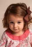 Portrait of Toddler Royalty Free Stock Photos