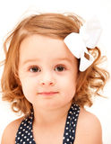 Portrait of Toddler Royalty Free Stock Photography