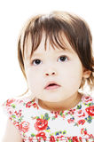 Portrait of Toddler Stock Images