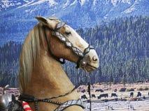 A Portrait of Trigger, Happy Trails Tour Stock Image
