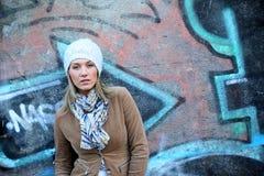 Portrait urbain Photos libres de droits