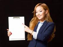 Elegant beautiful asian businesswoman. Stock Photos