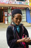 Portrait of a Vietnamese woman Royalty Free Stock Photos