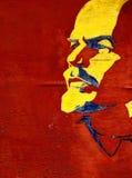 Portrait Vladimir Lenin Stockbilder