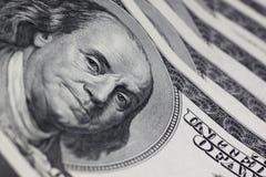 Portrait von Franklin Lizenzfreies Stockbild