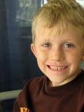 Portrait von Little Boy Lizenzfreies Stockfoto