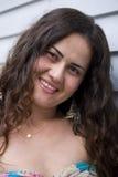 Portrait of a Woman Stock Photo
