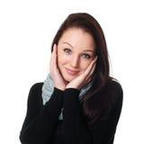 Portrait of a woman Stock Photos