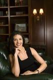 Portrait of woman. Stock Image