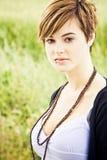 portrait woman στοκ φωτογραφία με δικαίωμα ελεύθερης χρήσης
