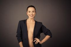 Portrait of a woman Royalty Free Stock Image