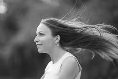 Portrait of a woman Stock Image