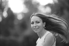 Portrait of a woman Royalty Free Stock Photography