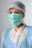 Portrait of worker in food industry Stock Photos