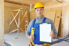 Portrait of workman Royalty Free Stock Photography
