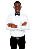Portrait of young african guy Stock Photography