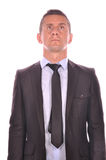 Portrait of young attractive businessman Royalty Free Stock Images