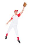Portrait Of Young Baseball Player Royalty Free Stock Images