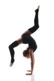 Portrait of ballet dancer Stock Photo