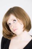 Portrait of young beautiful teen girl Stock Photography