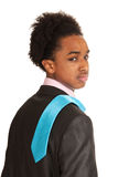 Portrait young black business man Royalty Free Stock Images