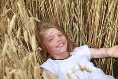 Portrait of young boy Stock Images