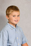 Portrait of Young Boy Royalty Free Stock Image