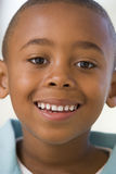Portrait Of A Young Boy Stock Photography